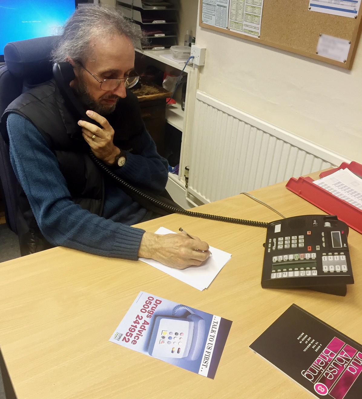 St Petroc's Society Freshfield Telephone Helpline