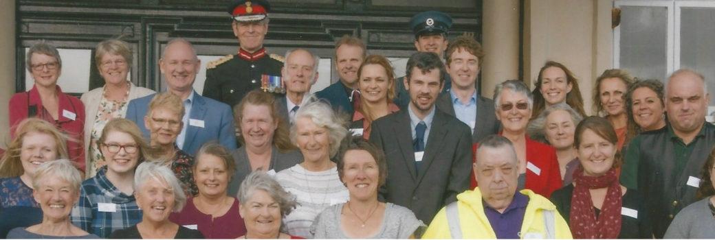 duchy health volunteer runners up